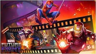 BAD T3?! WHY CAP SURPASSES IRONMAN & SPIDEY - Marvel Future Fight