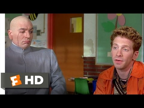 Austin Powers: International Man of Mystery (4/5) Movie CLIP - Support Group (1997) HD