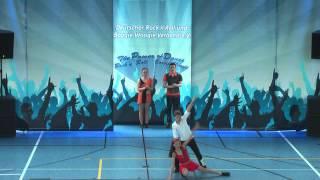Lena Dallinger & Phillip Kiermeier - Hupfadn Turnier 2015