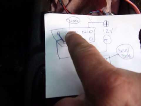 Схема подключения таксометра та 12