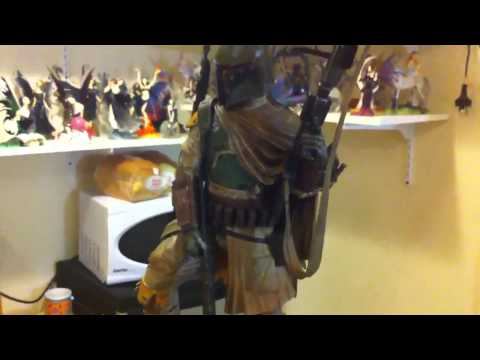 Sideshow Mythos Boba Fett Review