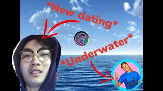 This is to *STRANGE* (underwater dating)/(RiceGum)/(Lizzy Sharer)