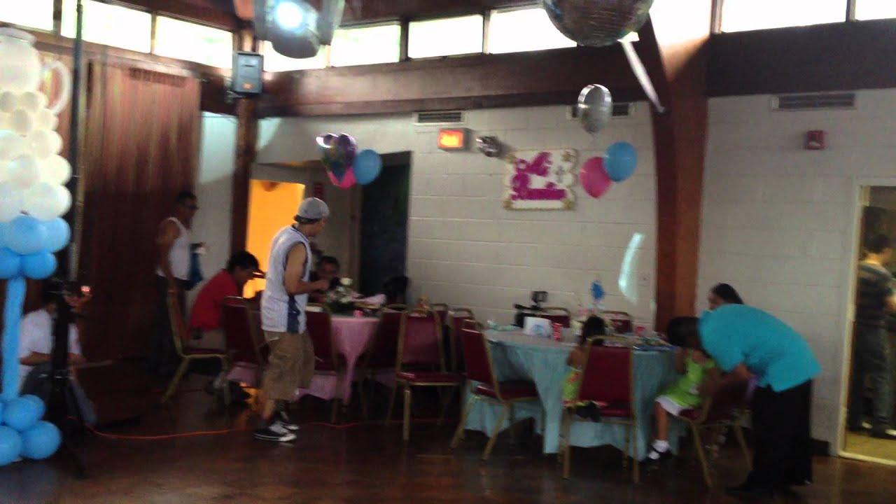 Decoracion con globos bautizo y cumpleanos de cenicienta - Decoracion con globos para cumpleanos ...