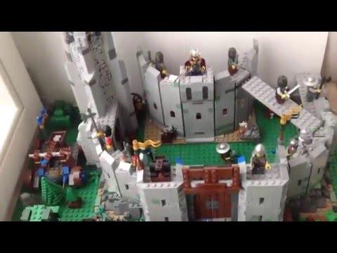 Моё Лего Королевство #6 (Обзор) (Улучшения,Нексо Найтс) Review