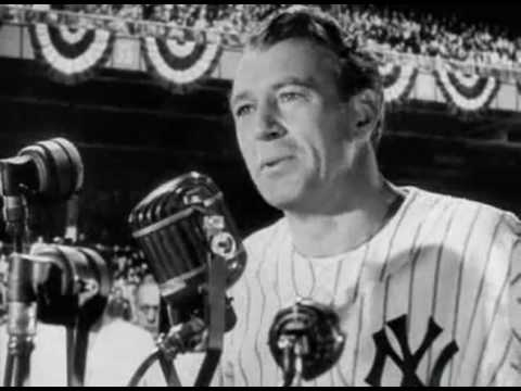 Lou Gehrig's 4th of July Farewell.