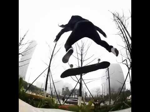 Mr. Clean @shanejoneill 🎥: @jakeleger_ | Shralpin Skateboarding