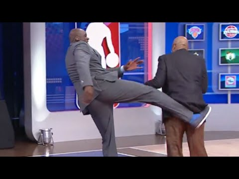 Shaq killed them all - Funny Shaquille O'Neal Moment (11.19.2014)