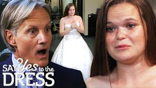 Virgin Bride Says No To The Dress And Maybe To Her Wedding! | Say Yes To The Dress Atlanta