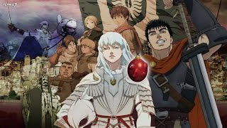 Anime Room Discussions: Berserk (Feat: DomCom360)