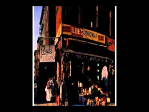Beastie Boys - Car thief (Paul's Boutique)