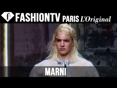 Marni Fall/Winter 2014-15 FIRST LOOK | Milan Fashion Week | FashionTV