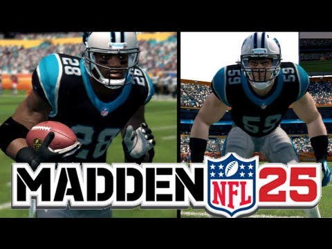 Madden 25 Ultimate Team - EP. 1 - Team Intro & First Game! (BREAKOUT STAR!)