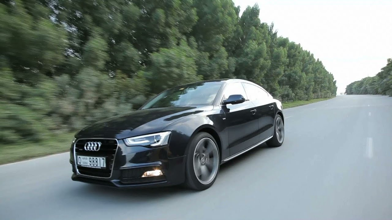 Top Cars Dxb Audi A5 S Line Review Youtube