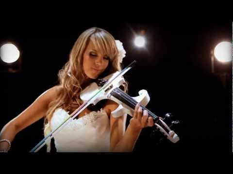 Crouching Tiger Official Music Video Alexandra Electric Violinist