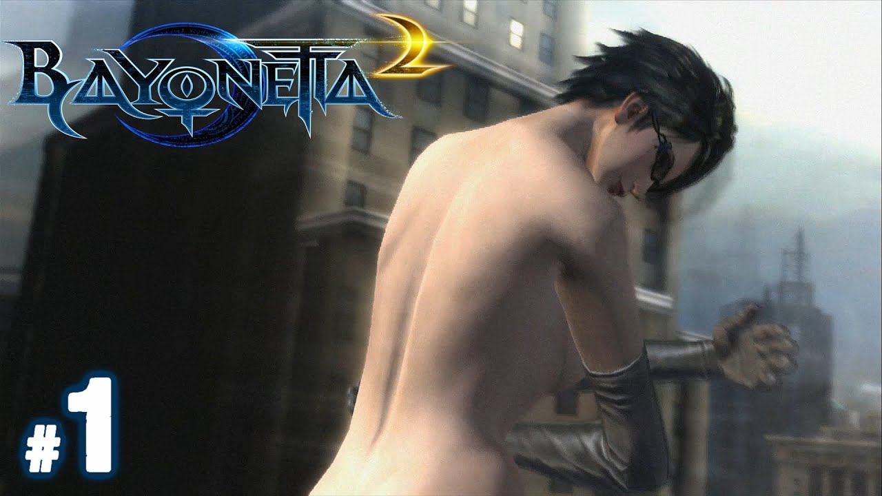 Nude bayonetta gifs nude photo