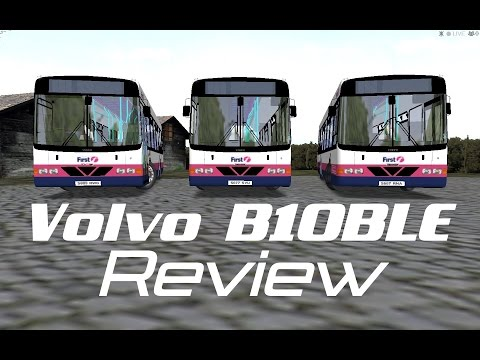 OMSI 2 The Bus Simulator - Volvo B10BLE - Wright Renown - Review & Download Link