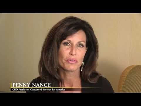 Penny Nance, CEO and President, Concerned Women for America