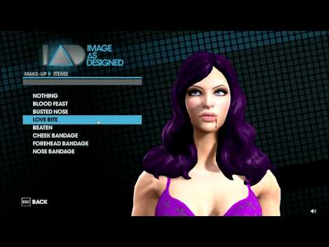 Saint's Row The Third: Creating the Perfect Pornstar