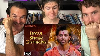 Agneepath - Deva Shree Ganesha REACTION | Hrithik Roshan | Priyanka Chopra