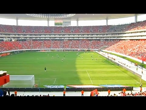 Estadio Omnilife Mexico Mexico Estadio Omnilife