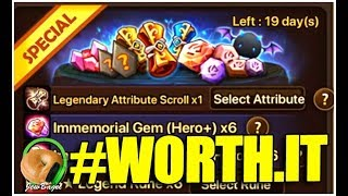 SUMMONERS WAR : Is the new pack WORTH IT?