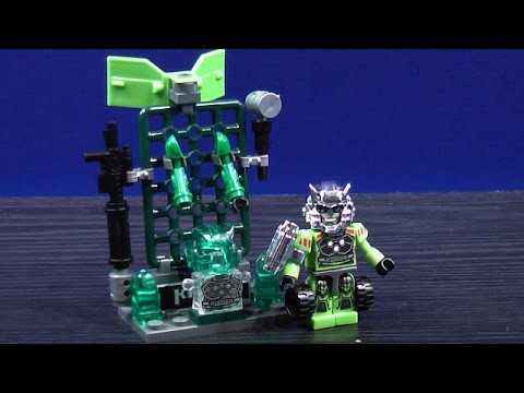 KRE O TRANSFORMERS 4 AGE OF EXTINCTION CUSTOM KREON AUTOBOT RATCHET TOY REVIEW