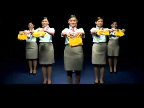 Philippine Airlines New Safety Video