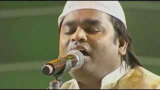 Khwaja Mere Khwaja - A.R.Rahman Live at Sydney 2010