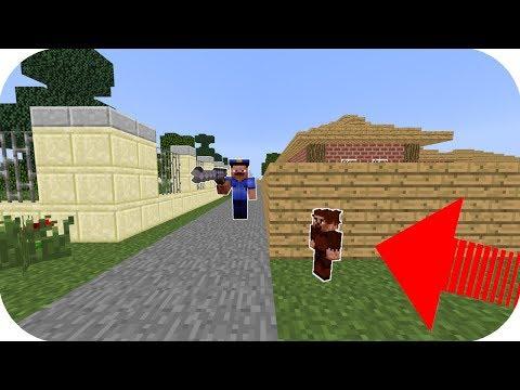 ZENGİN VS FAKİR #255 - Polis, Bebek Fakir'i Buldu (Minecraft)