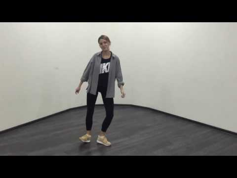Shuffle Dance | Cutting Shapes | Footwork | TUTORIAL | Обучение | Видеоурок 3