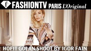 Hofit Golan by Igor Fain Series 9 - London Photoshoot