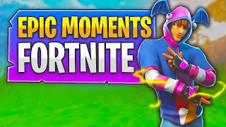 EPIC MOMENTS FORTNITE BATTLE ROYALE - Best of NicoFPS