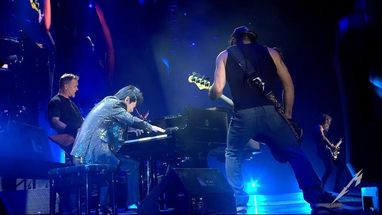 Metallica: One (featuring Lang Lang) (Live - Beijing, China - 2016)
