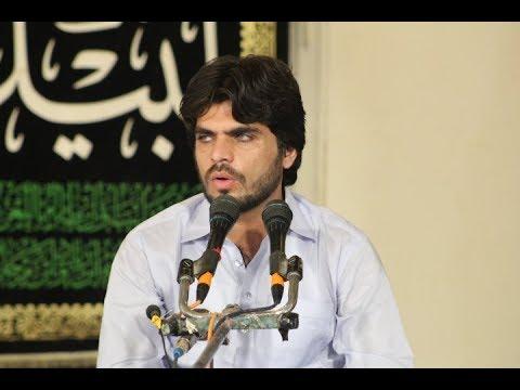 Allama Iftikhar Hassan AL-Hussaini I Majlis 26 July 2018 | ImamBargah Shah Yousaf Gardeaz Multan |