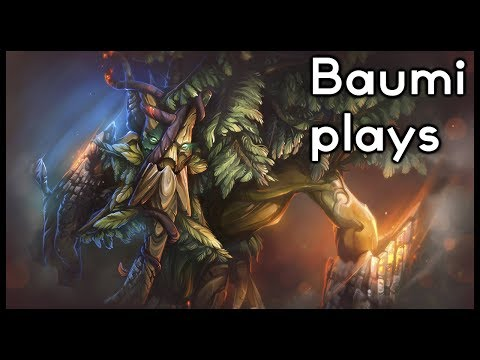 Dota 2   HOW TO CARRY TREE!! (or not lol)   Baumi plays Treant Protector