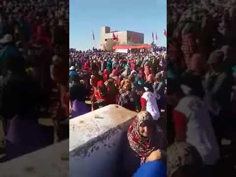 سيدي بوعلام اليوم:فاجعة وفاة 15 شخص أغلبهم نساء وإصابة أكثر من 40 في كارثة انسانية باقليم الصويرة #1