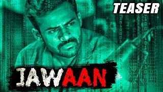 Jawaan 2018 Hindi Dubbed Teaser  Sai Dharam Tej Me