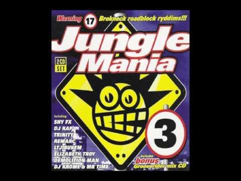 Jungle Mania 3 Unmixed CD 1  (1995)