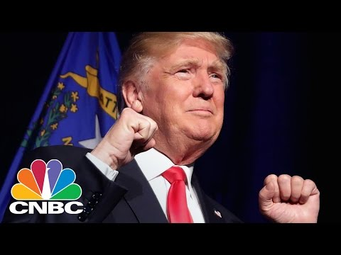 What To Expect From Donald Trump's First 100 Days   Squawk Box   CNBC