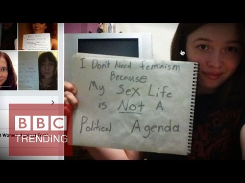 Meet the 'Women Against Feminism'