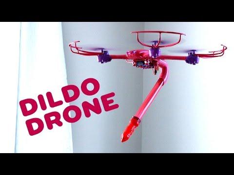Dejá volar tus deseos sexuales con el consola-drone