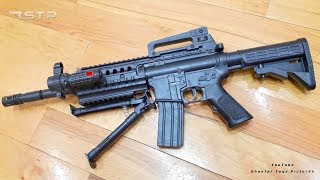 Realistic Toy Rifle M-311 Unboxing | USA Army Model Toy Gun with Special Accessories