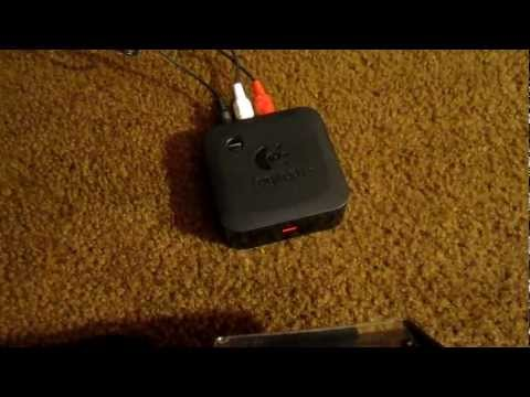 how to make logitech speakers work