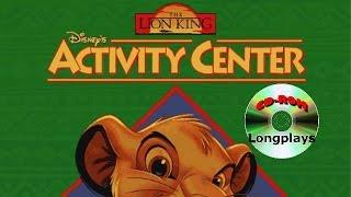 download lagu Disney's Activity Center - The Lion King Cd-rom Longplay gratis