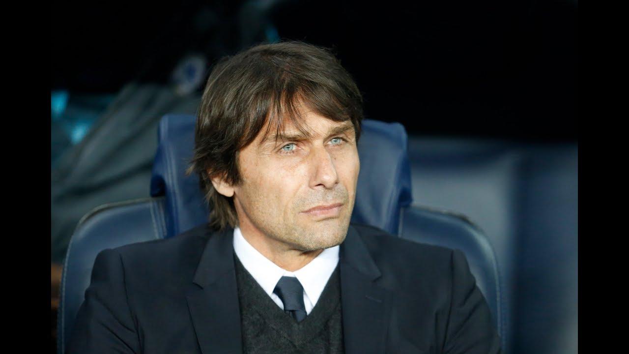 Chelsea FC boss Antonio Conte says loss to FC Barcelona 'unfair'