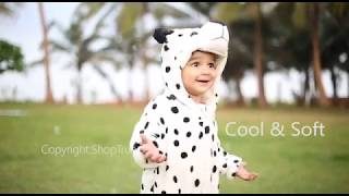 ShopTrue Introduce White Tiger JumpSuit For Baby Available On Amazon