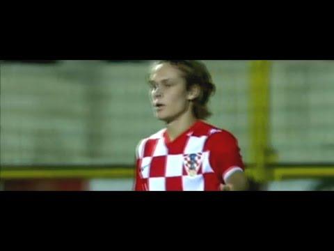 Alen Halilović vs Cyprus - Individual Highlights - 2014/09/04