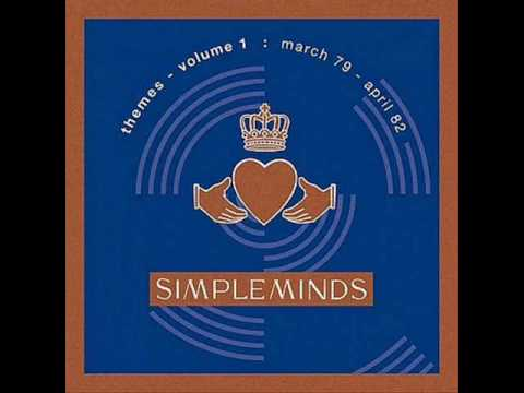 Simple Minds - Themes Vol 1 - theme 5 - Seeing Out The Angel