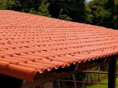Fabricas de telhas ecologicas