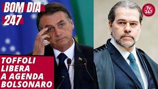 Bom dia 247 (14.1.19): Toffoli libera a agenda Bolsonaro